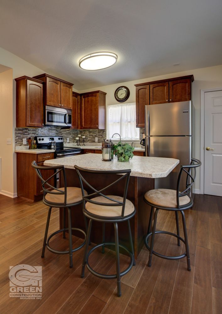this is the kitchen from my mom s new in law suite we just added onto our house the design on t kitchen layout id=88874