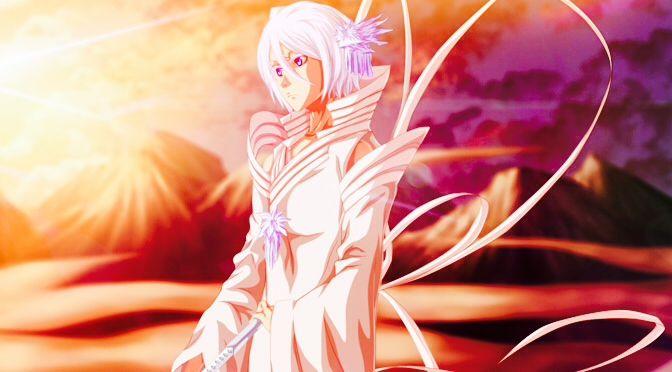 Rukia Bankai dress, so pretty ☆☆☆