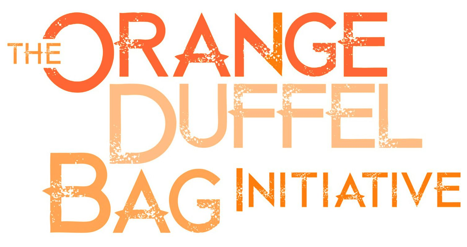 Please donate to Orange Duffel Bag Initiative on
