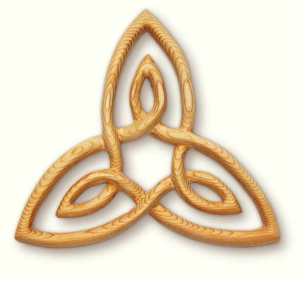 I Have A Celtic Knotwork Mothers Heart On My Back That Needs Apme
