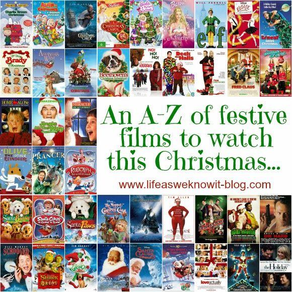 A-Z Movie List - CQ