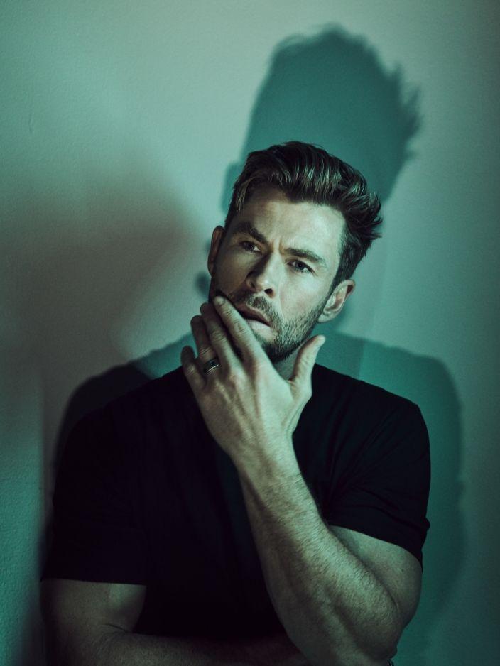 Chris Hemsworth w ELLE MAN: Co jest w życiu ważne,