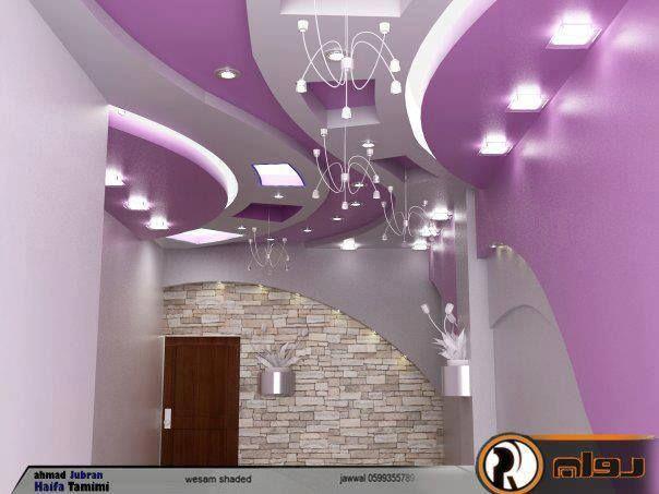 احدث ديكورات جبس مغربي فخمة للمجالس Ceiling Design False Ceiling Design Ceiling Light Design