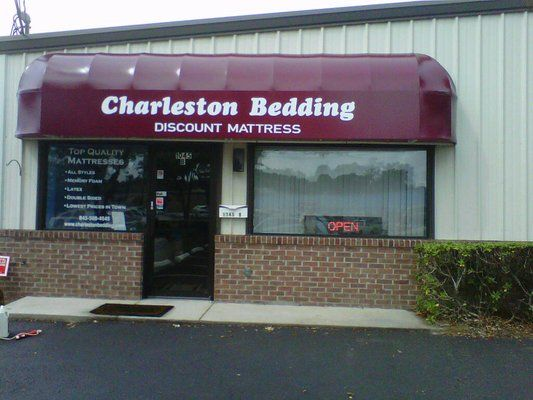 Charleston Bedding- Not as Great as it is Touted to be ...