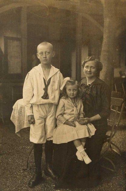 kakoe_nibud   Одежда мальчиков в Германии в 1920-х годах.