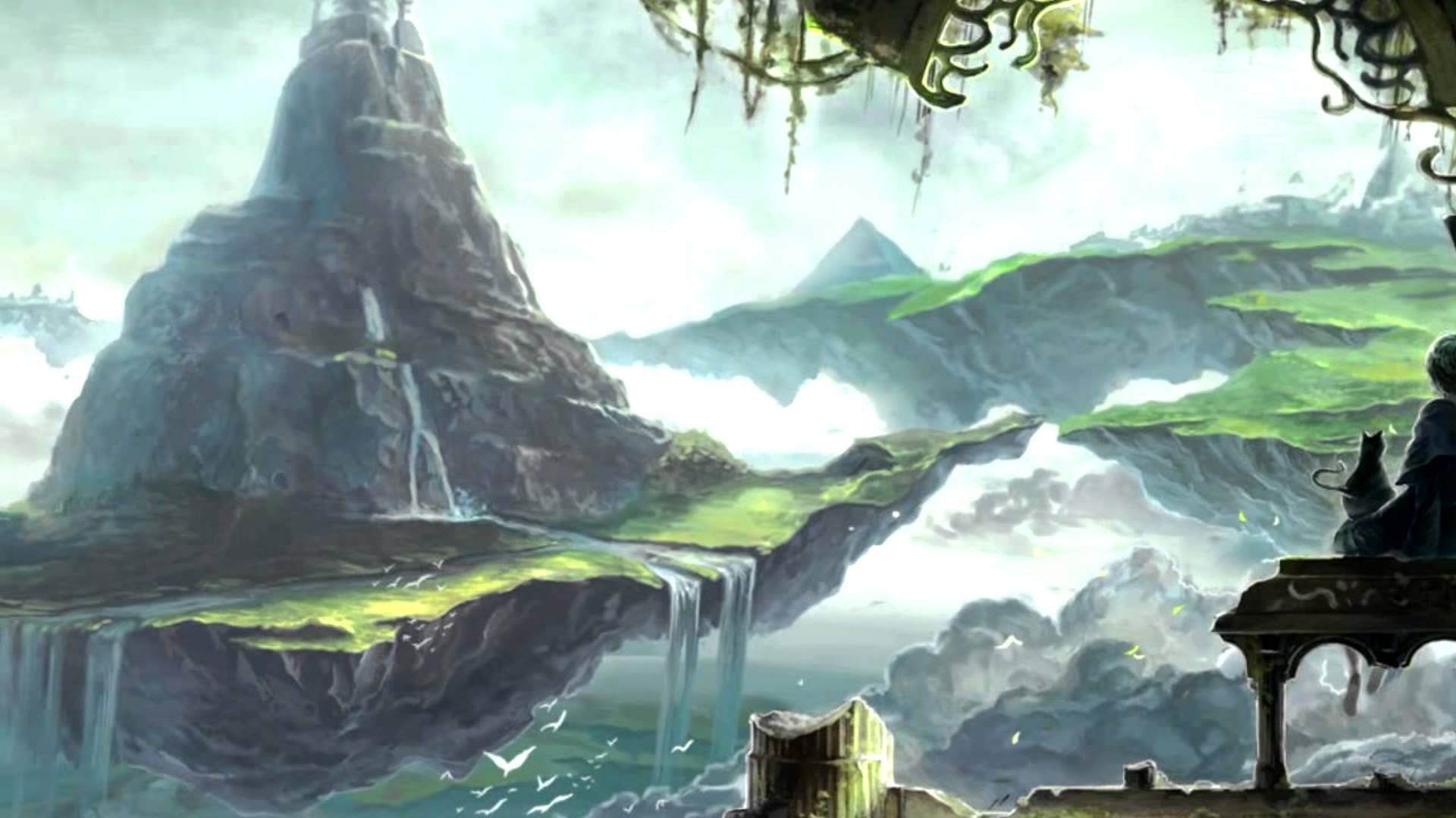 The Best Chrono Trigger Wallpaper I Have Found So Rpg Gamers Wallpaper Scenery Wallpaper Scenery