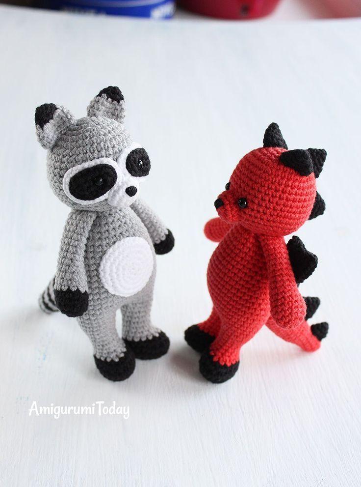 Cuddle Me Dragon crochet pattern | Pinterest | Patrones