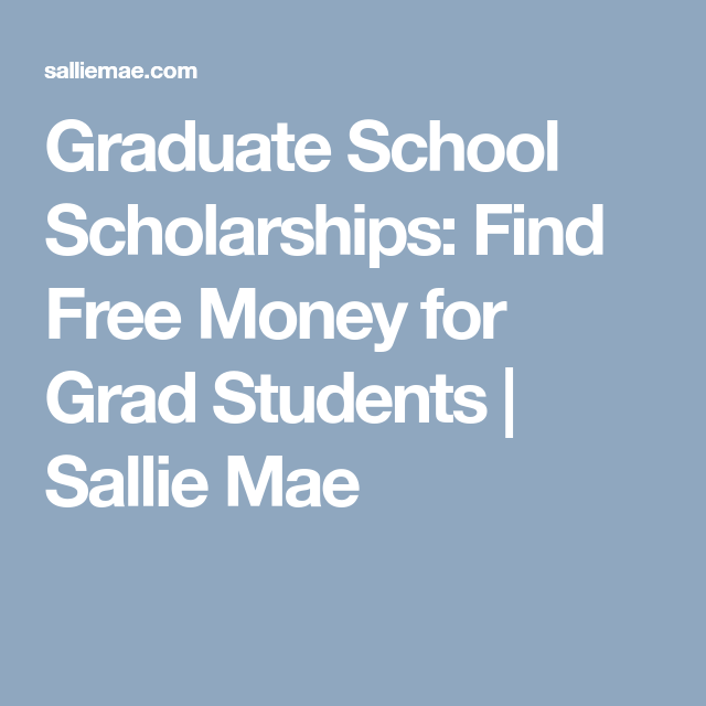 Find Graduate School Scholarships (With Images)