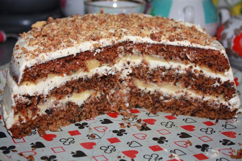 испечь торт в домашних условиях с фото резюме