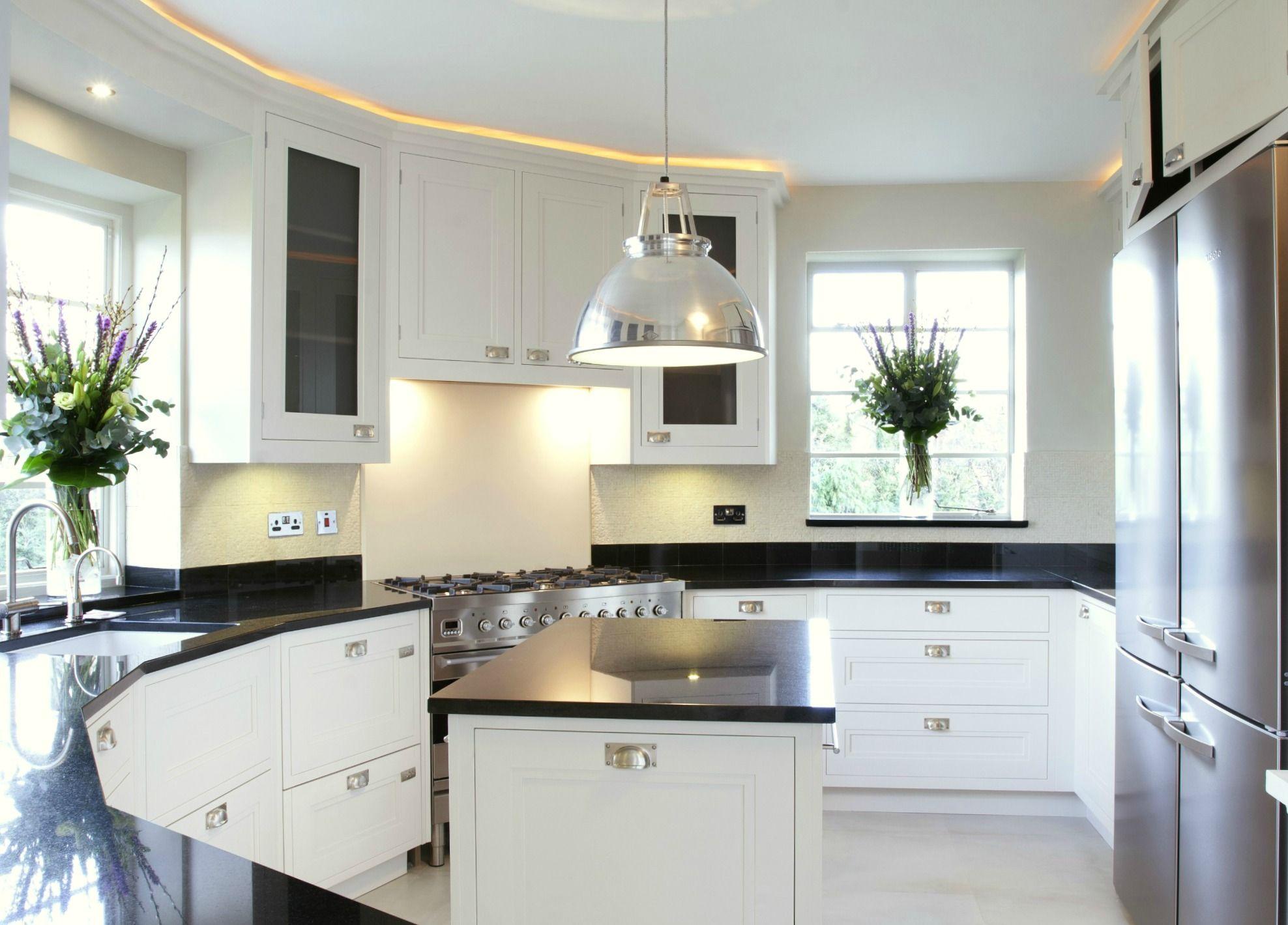Art Deco Kitchen Putney From Open Plan Designs Art Deco Kitchen Cabinet Art Deco Kitchen Kitchen Cabinet Styles