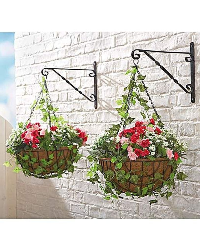 Cool 42 Beautiful Hanging Garden Ideas For Summer Http Decorrea