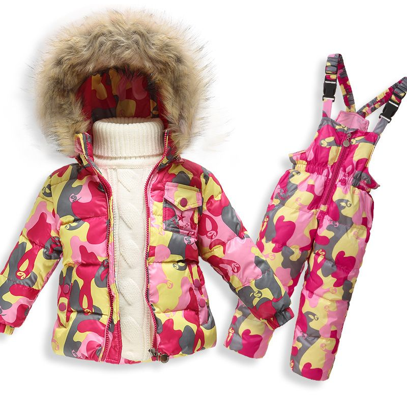 d66878f69 Click to Buy    Children Winter Down Jacket Boys Warm Outerwear ...