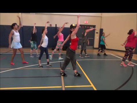 Banana Boat Cha Cool Down Song For Zumba Dance Fitness Routine By Jilly