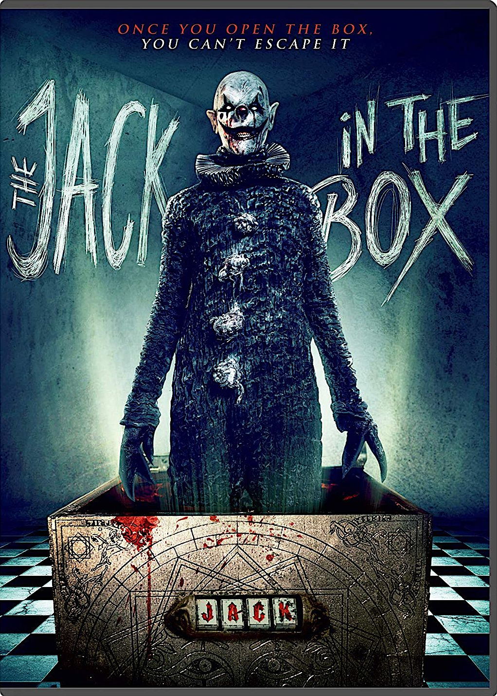 THE JACK IN THE BOX DVD (4DIGITAL MEDIA) in 2020