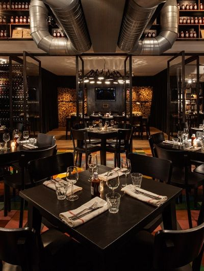 Julius bar grill restaurants nieuwe hotspots for Nieuwe restaurants amsterdam