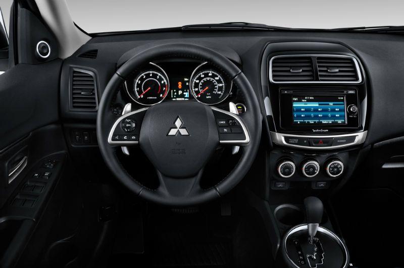 2015 Mitsubishi Outlander Sport Interior   Evo outlander sport ...