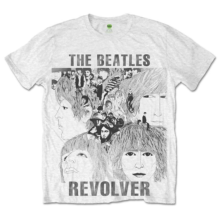 Beatles Revolver ajuste camiseta Beatles regular Revolver pUxzfnU