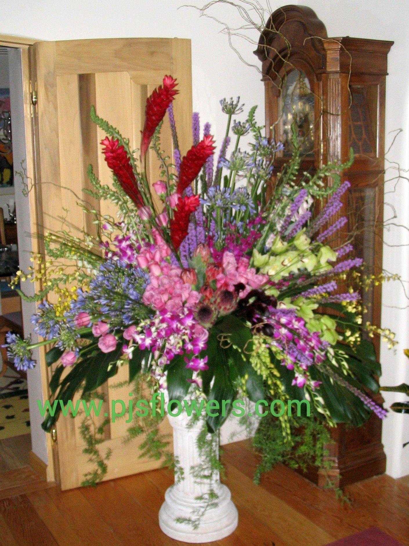 Award winning florist in phoenix pjs flower shop with