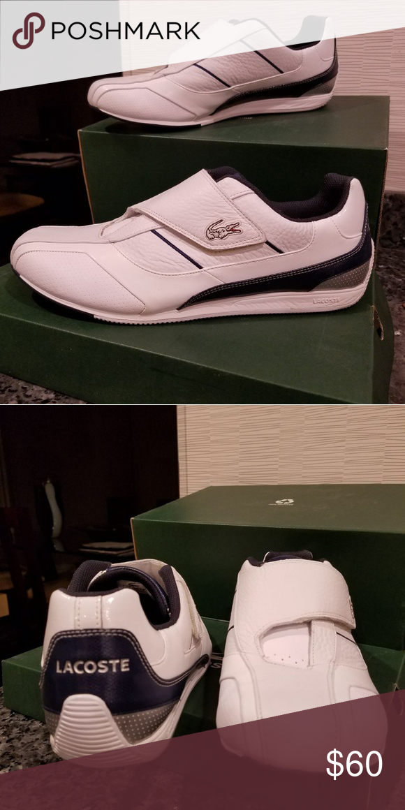 496a729270c6d6 Lacoste Men s Future M2 Sneakers Size 9 Worn Once Lacoste Shoes Sneakers