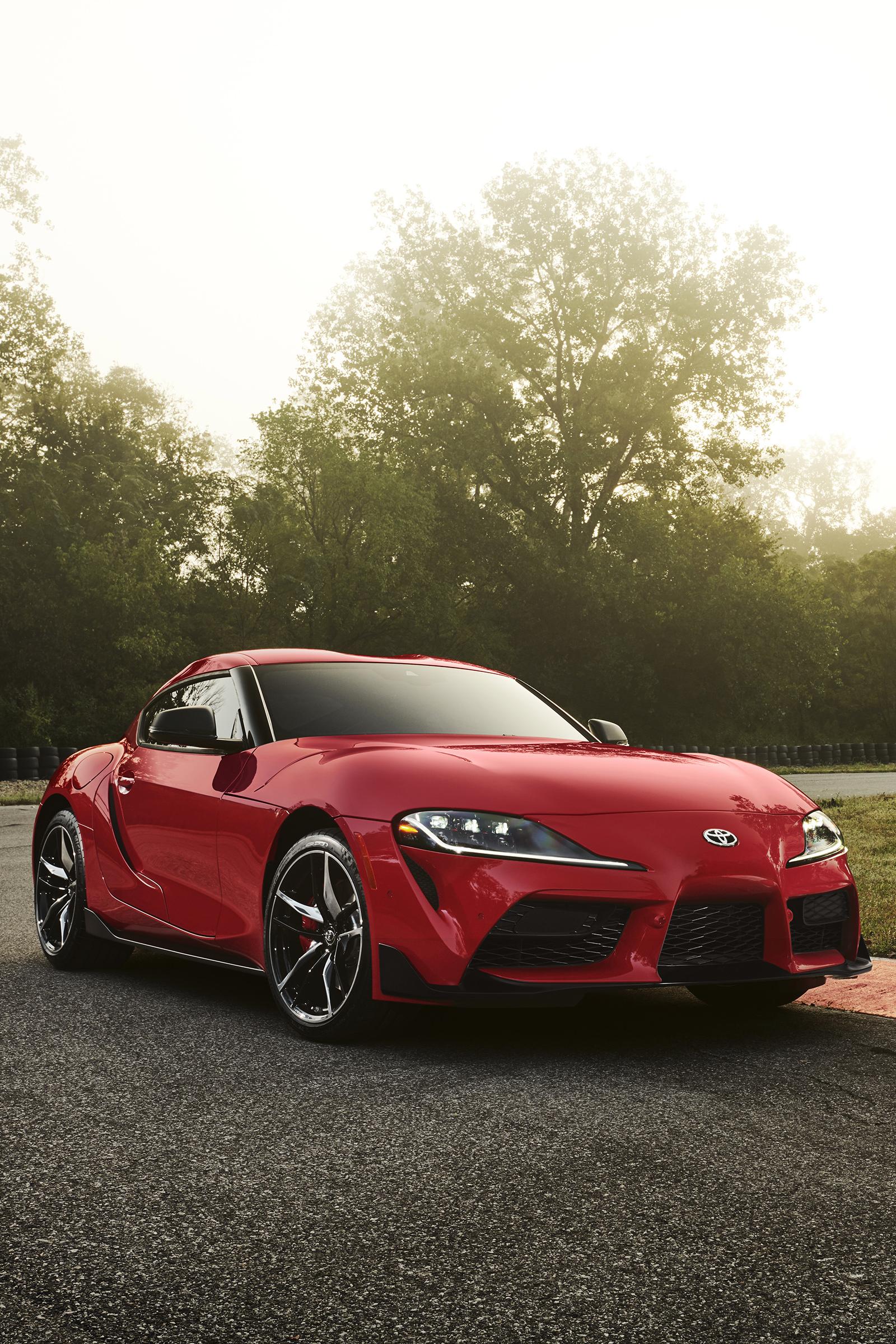 2020 Toyota Gr Supra Looks Stunning The Man Premium Cars Toyota Toyota Supra