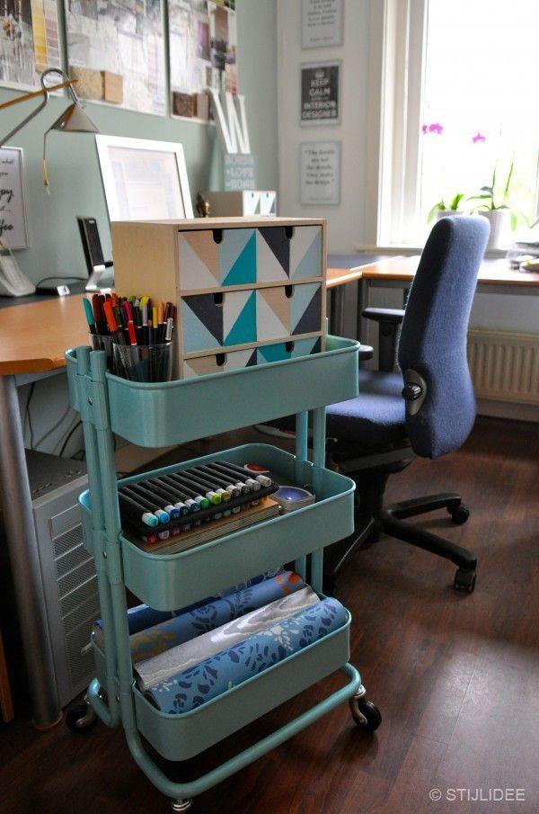 Top 10 Multifunctionele Turquoise Trolley Raskog Ikea
