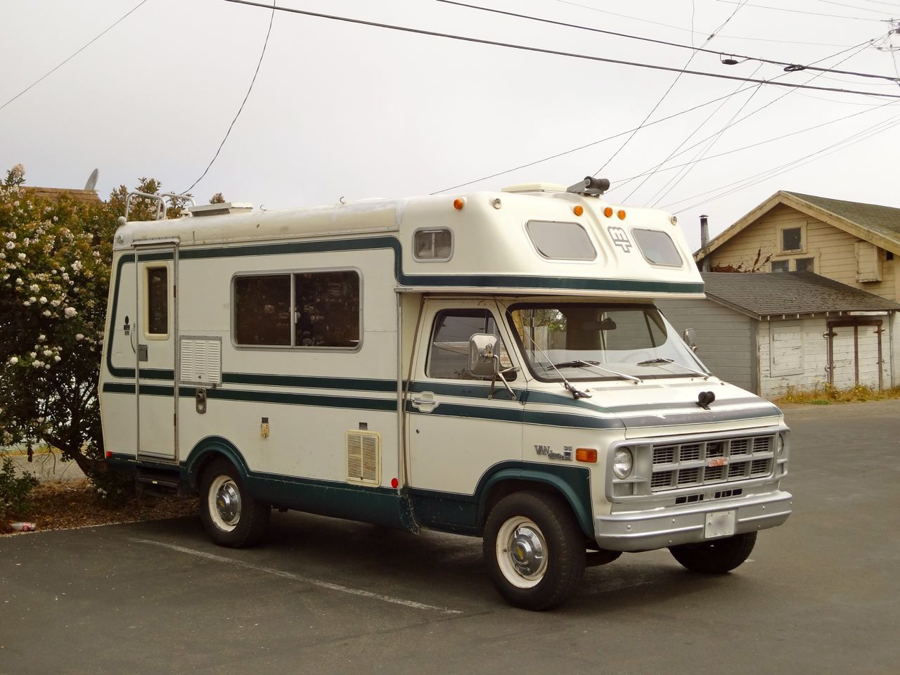 Image Result For Old Rv With Images Slide In Truck Campers