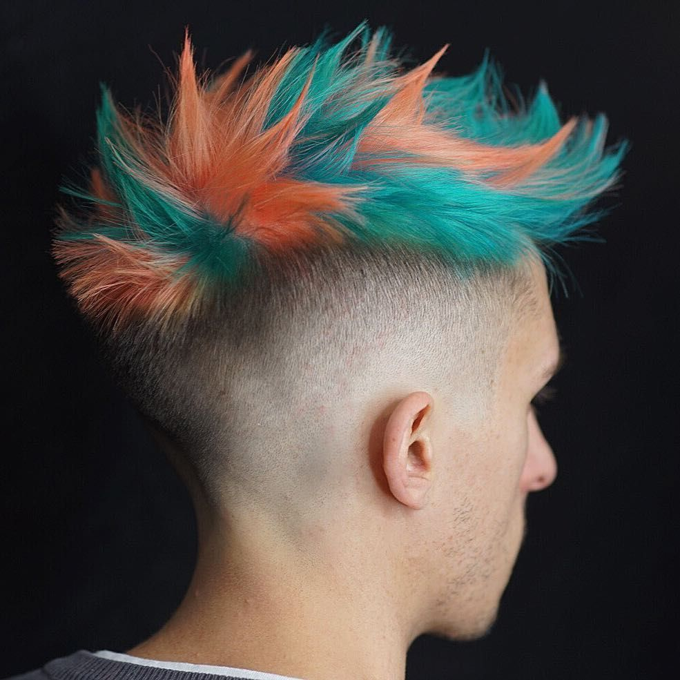 has ushered in a wide variety of menus hair trends some