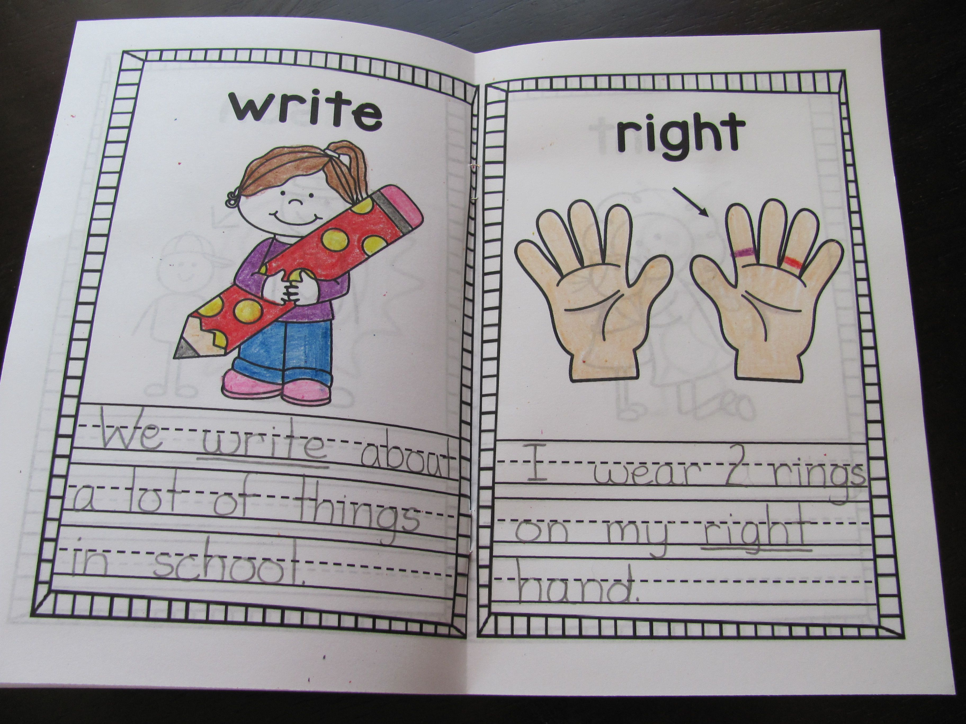 Homophones Book Super Fun Homophones Activity