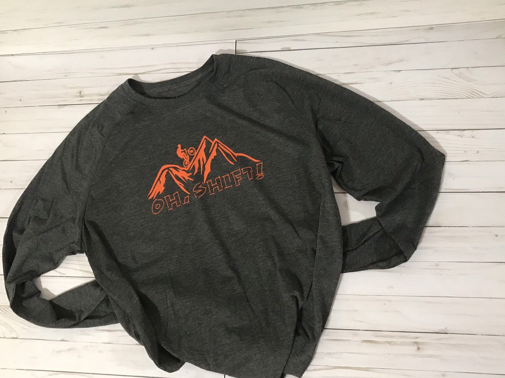 204c653c $19.99 with FREE SHIPPING Mountain Bike Shirt, Bike Shirt, Mountain Biking,  Shift Shirt