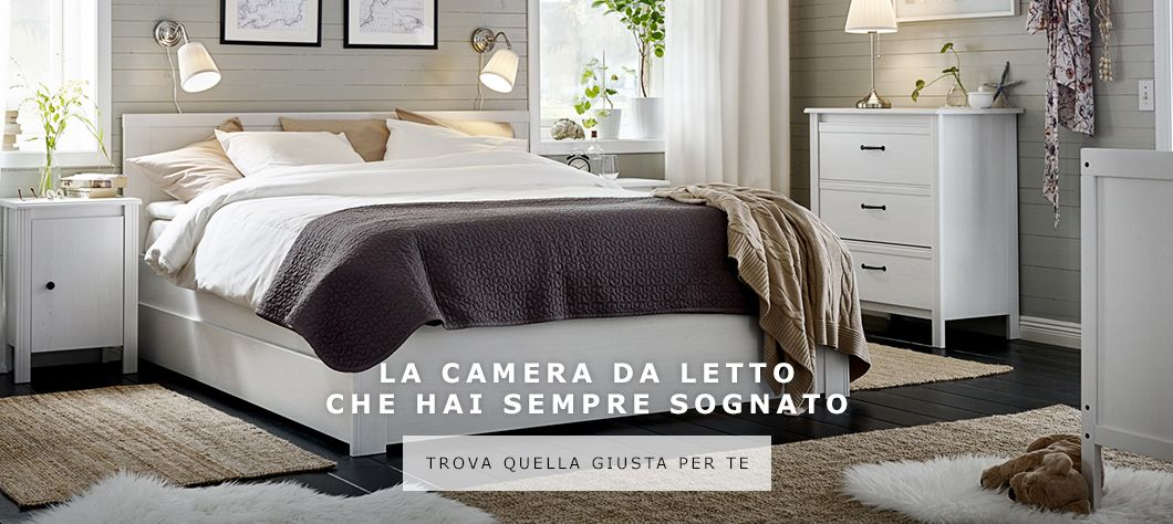 Camera da Letto - IKEA | Home | Schlafzimmer schrank, Ikea bett e Ikea