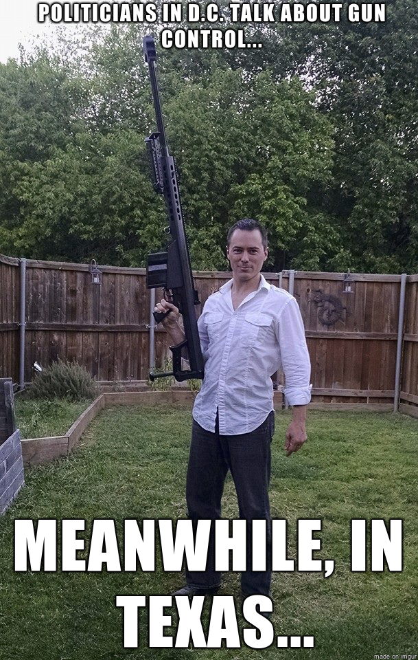 46fdecec8dc47845d9635a958ef8e3a6 meanwhile, in texas speed up and simplify the pistol loading,Texas History Funny Meme