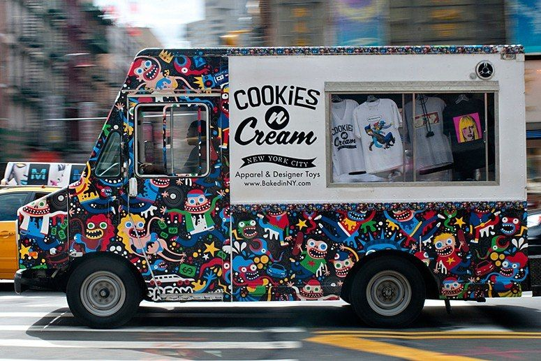 Like Food Trucks For Shopping 11 Mobile Stores To Visit