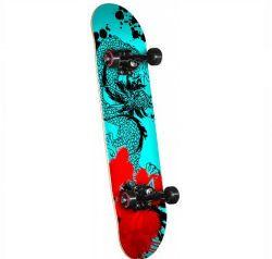 hammer skateboard: Powell Samurai Dragon 3 (for artwork)
