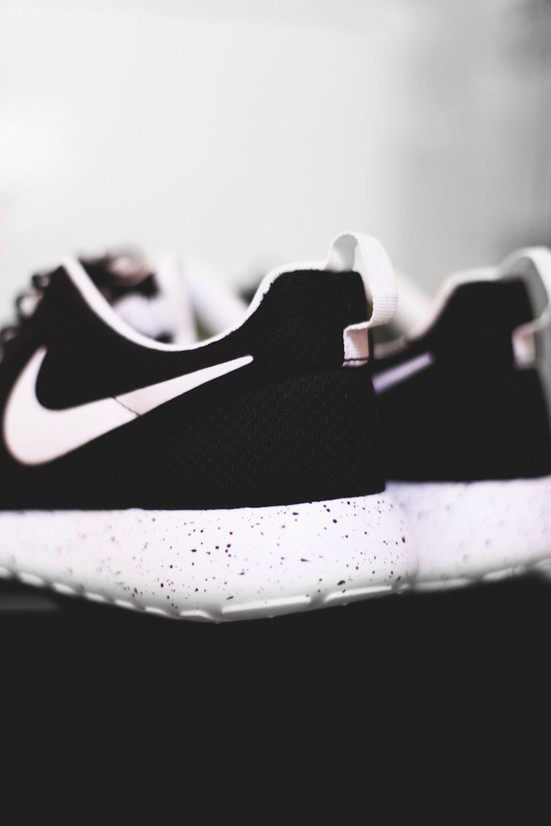 My Eyes Open Nike Running Shoes Women Nike Black Nikes