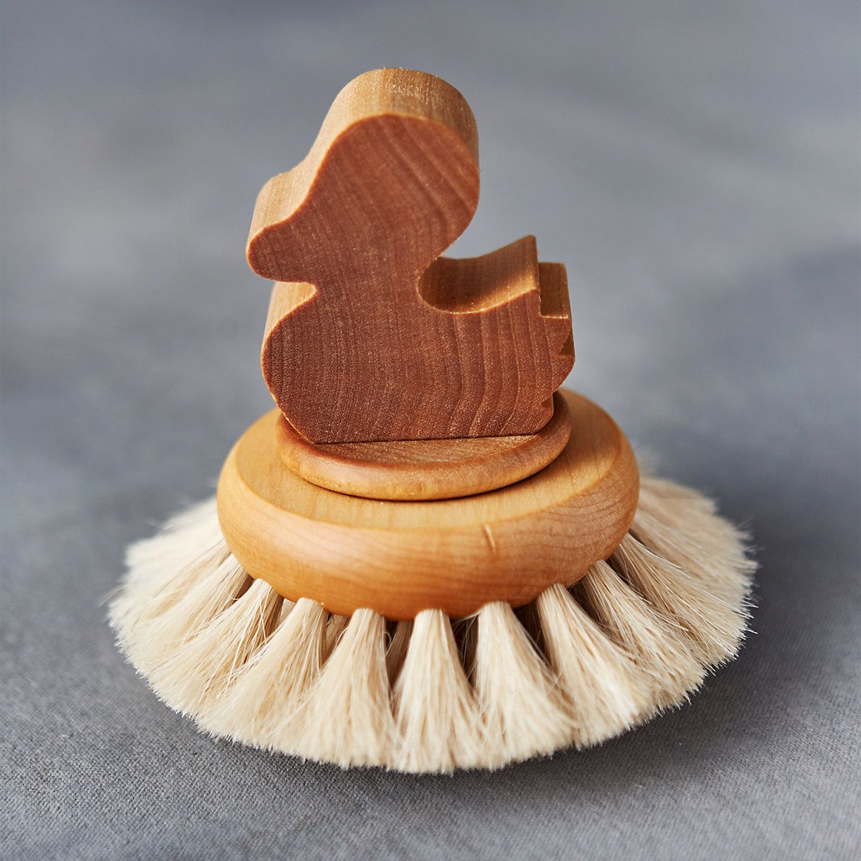 Exceptional Birch Duck Bath Brush Nice Look