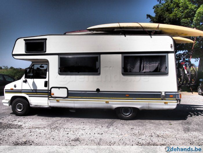 camper j5 2.5 diesel 6personen