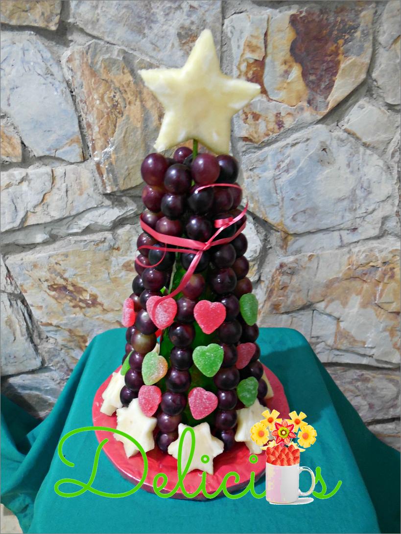 arbol de uvas para fin de año | NAvidad | Pinterest | Fin de año ...