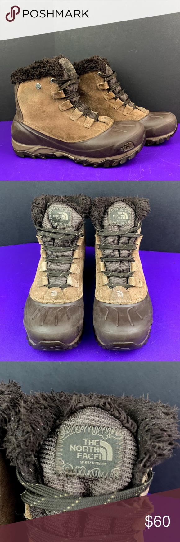 trampki najnowszy najtańszy North Face Heat Seeker 200 G Insulated Suede Boots North ...