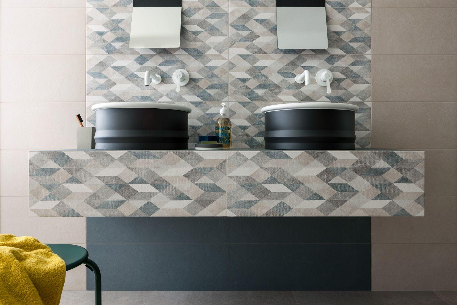 Chalk keramikfliesen Marazzi_8128   Bathroom   Pinterest