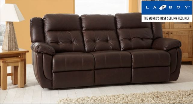 La Z Boy Yorker 3 Seater Static Sofa Scs Sofas Sofa Mattress Furniture Luxury Sofa