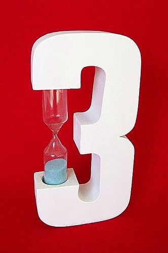 3 minute hourglass egg timer Want Egg timer, Hourglass sand