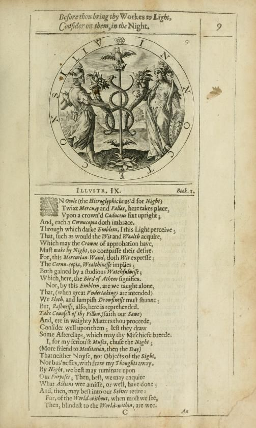 A collection of emblemes, ancient and moderne :...