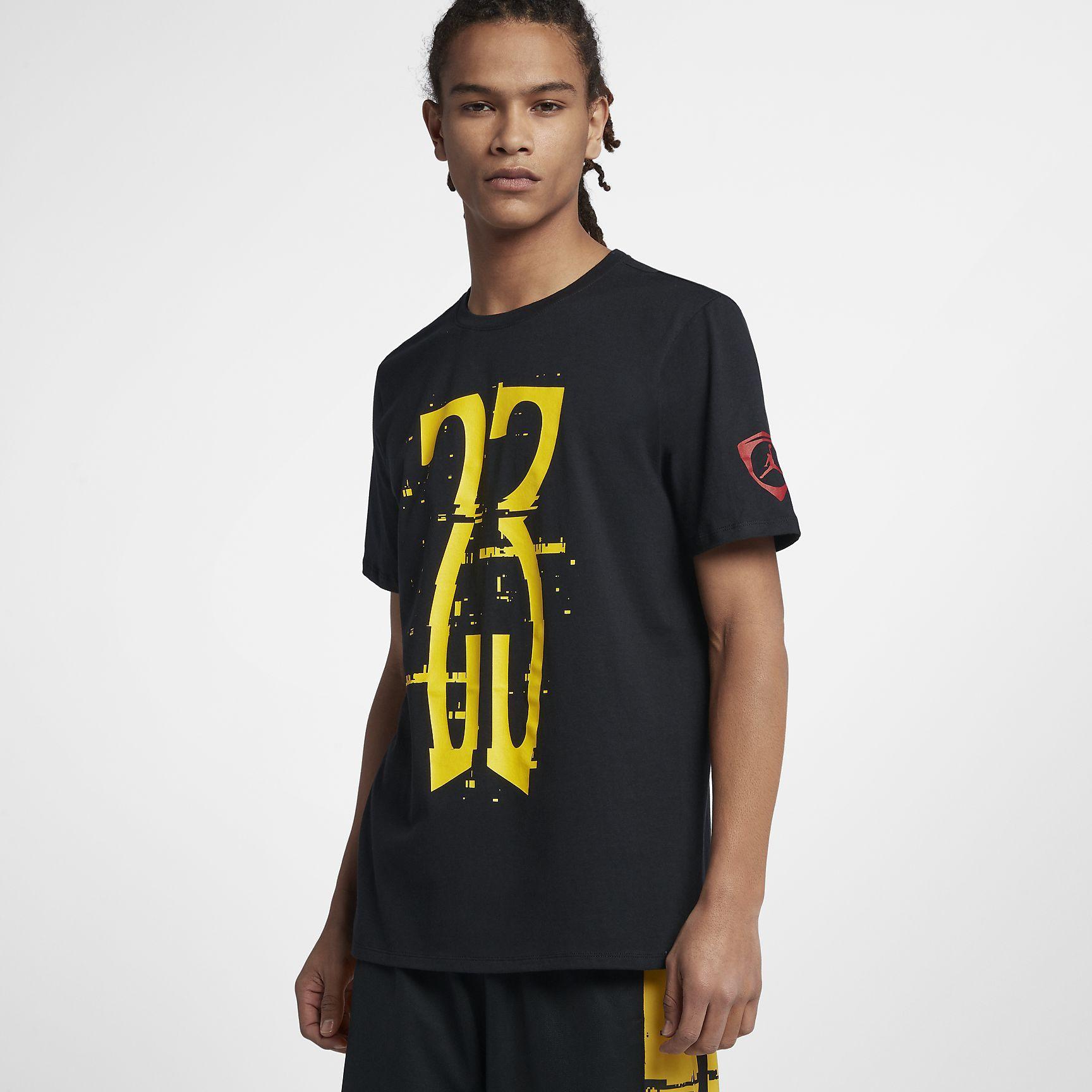 2da8696fb33 Jordan Sportswear Last Shot Men's T-Shirt | //Graphic Ts// | Mens ...
