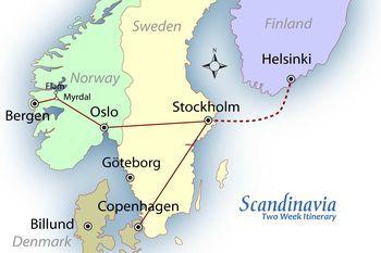 7 Reasons To Visit Scandinavia Sweden Travel Scandinavia Travel Norway Travel