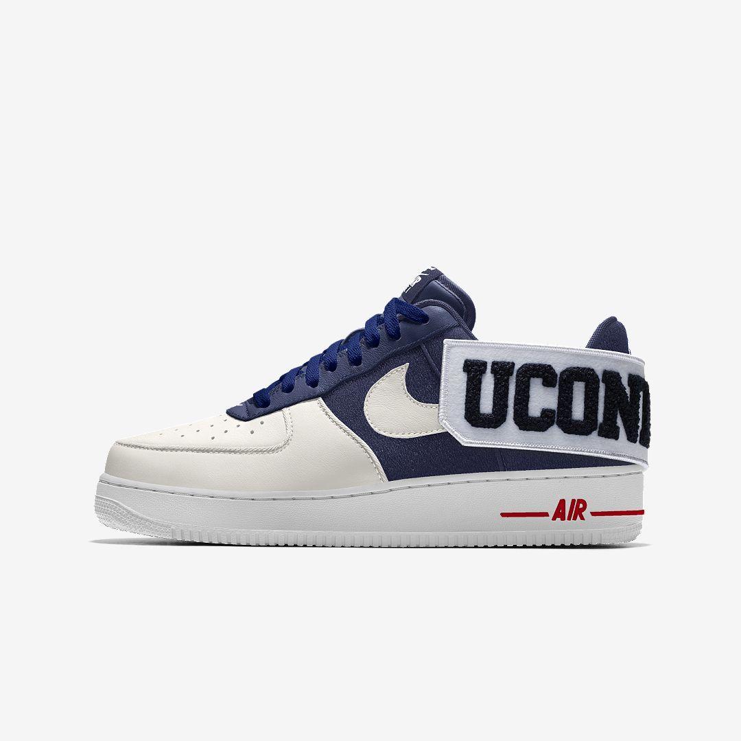 Nike Air Force 1 Low Premium iD (Connecticut) Men's Shoe