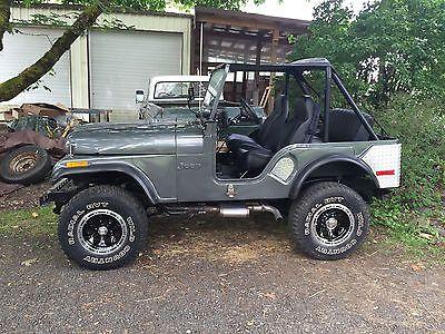 Jeep Cj Cj 5 Jeep Cj5 Jeep Cj Classic Jeeps
