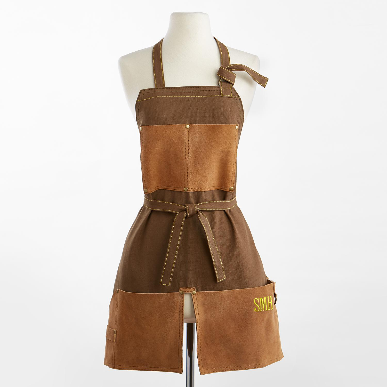 Garden apron gardening apron personalized gifts for mom