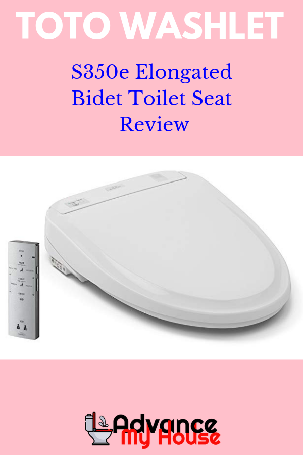 Toto Washlet S350e Elongated Bidet Toilet Seat Review Washlet