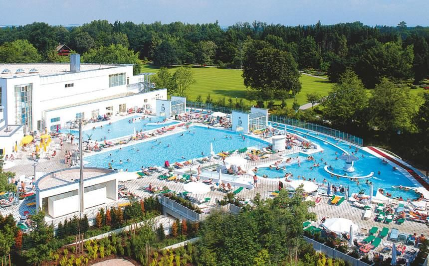 Europa Therme Bad Fussing - Bad Fussing, Germany | Zajímavá ...