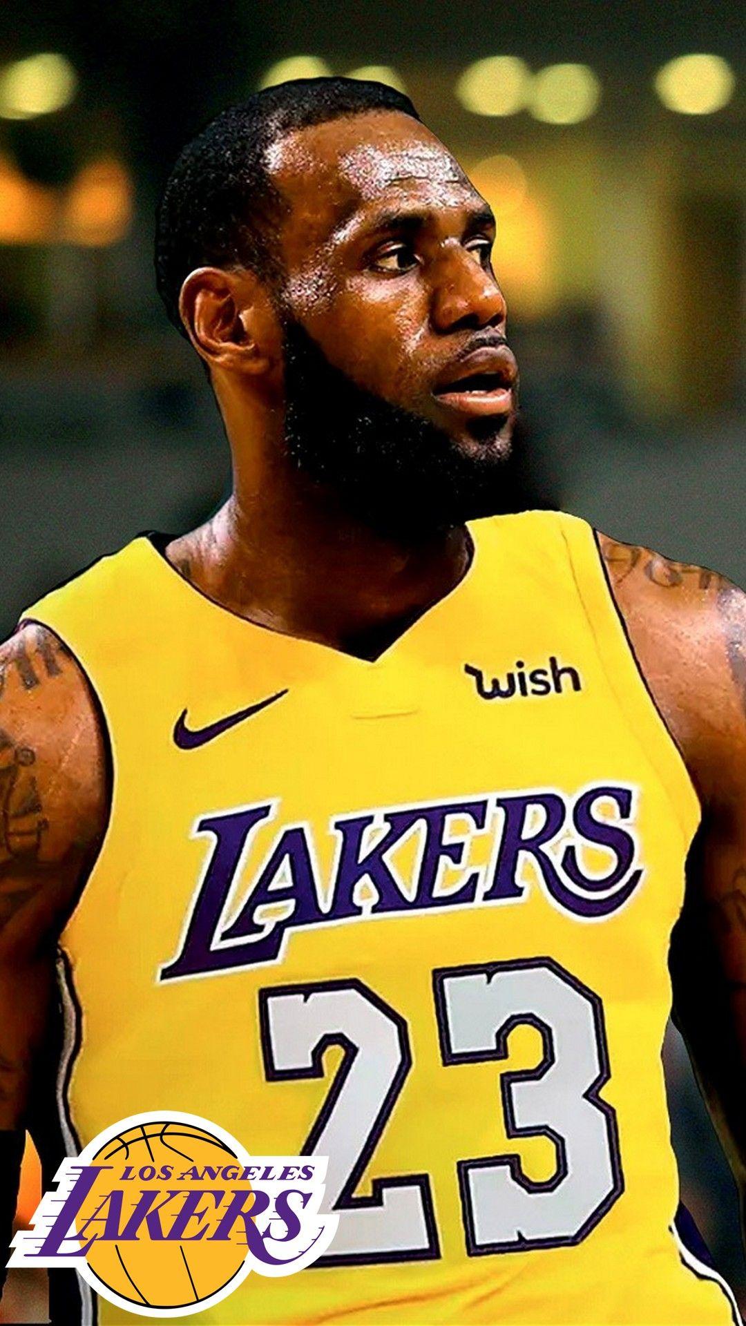 LeBron James Lakers iPhone 6 Wallpaper Lebron james